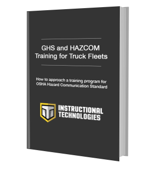 Free Whitepaper: GHS and HAZCOM Training for Truck Fleets